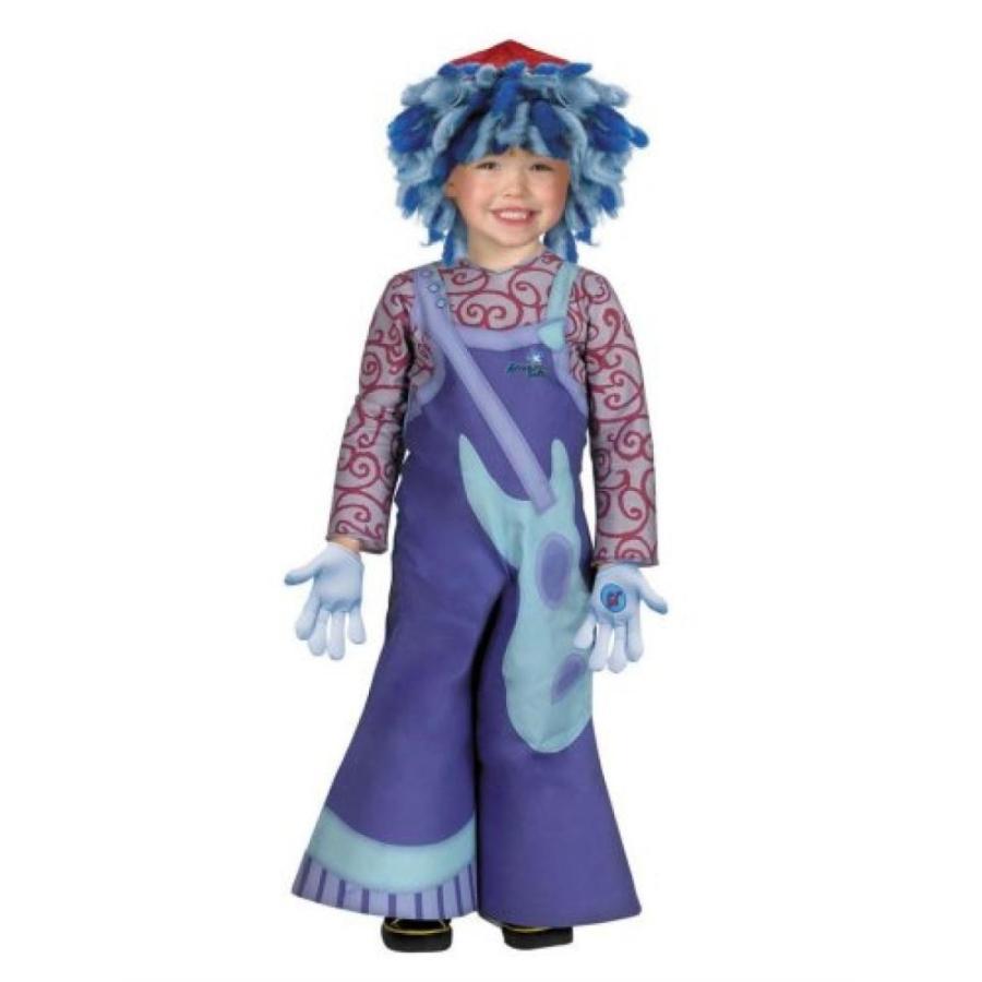 ハロウィン コスプレ 輸入品 Disguise Baby-girls Doodlebops Rooney Doodle Costume