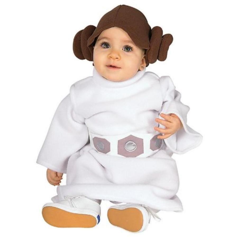 ハロウィン コスプレ 輸入品 Star Wars Leia Infant Costume Romper