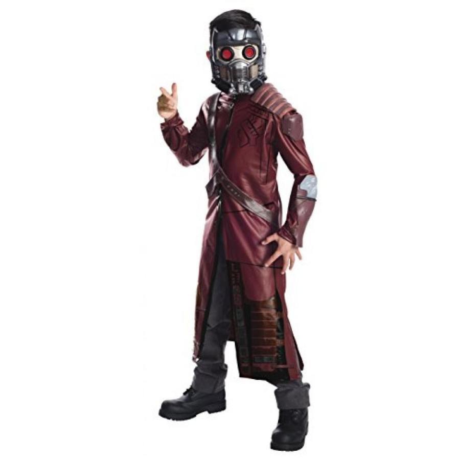 ハロウィン コスプレ 輸入品 Rubie's Guardians of The Galaxy Deluxe Star-Lord Costume