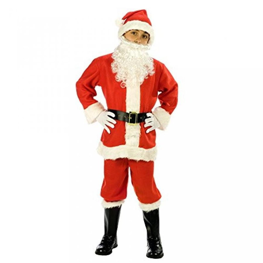 ハロウィン コスプレ 輸入品 Fun World Costumes Baby Boy's Child Promotional Santa Suit
