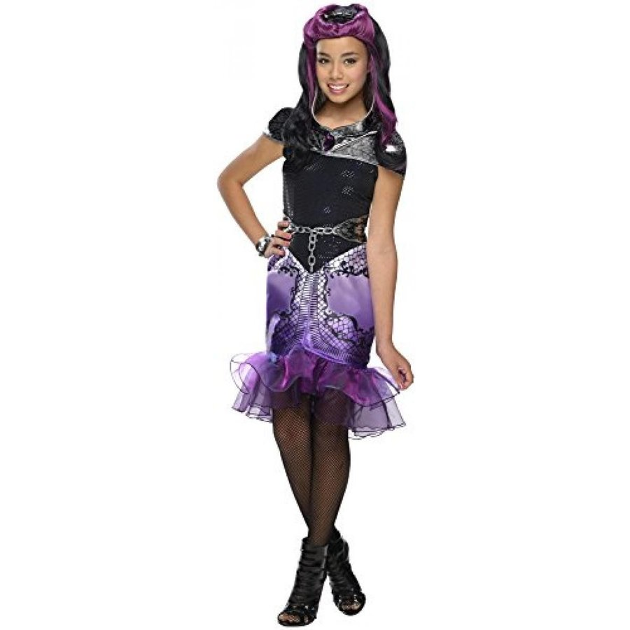 ハロウィン コスプレ 輸入品 Rubies Ever After High Child Raven Queen Costume