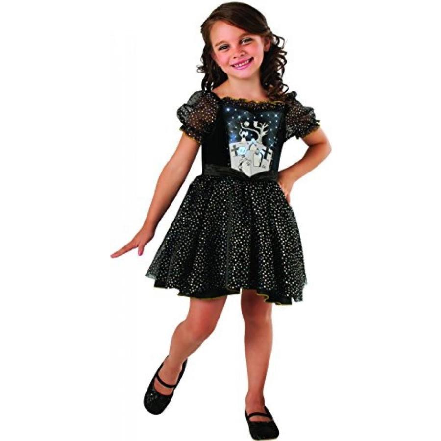 ハロウィン コスプレ 輸入品 Rubies 黒 Graveyard Lite-up Costume