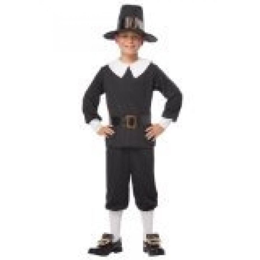 ハロウィン コスプレ 輸入品 California Costumes Pilgrim Boy Child Costume
