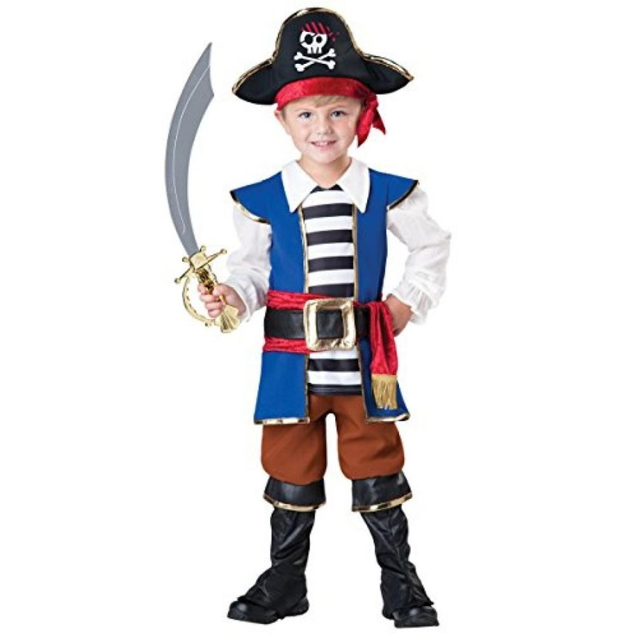ハロウィン コスプレ 輸入品 InCharacter Baby Boy's Pirate Boy Costume
