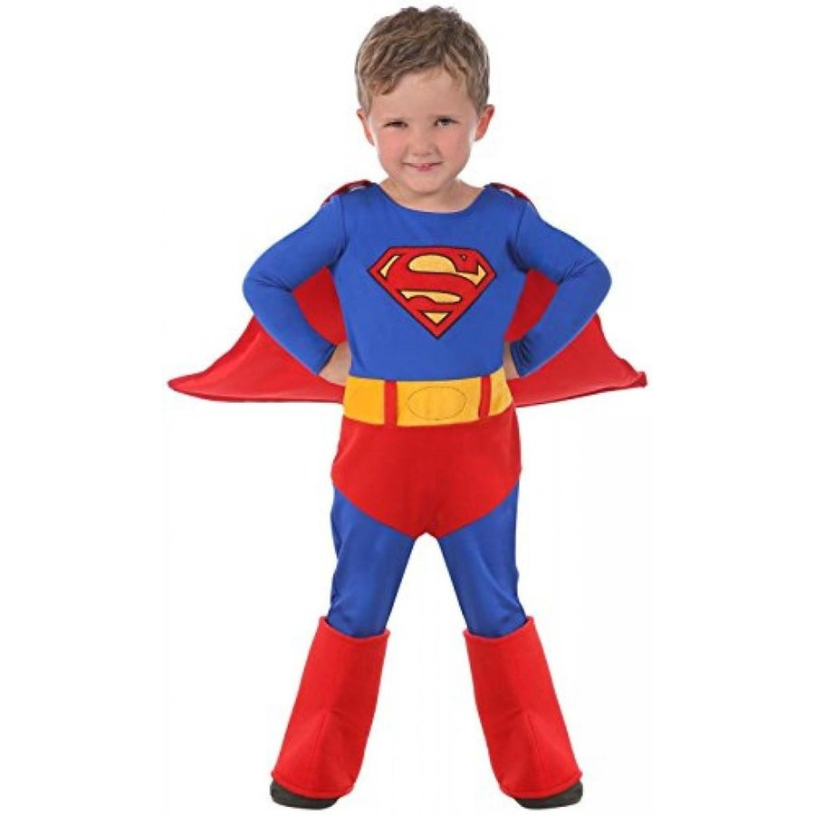 ハロウィン コスプレ 輸入品 Little Boys' Child Cuddly Superman Costume