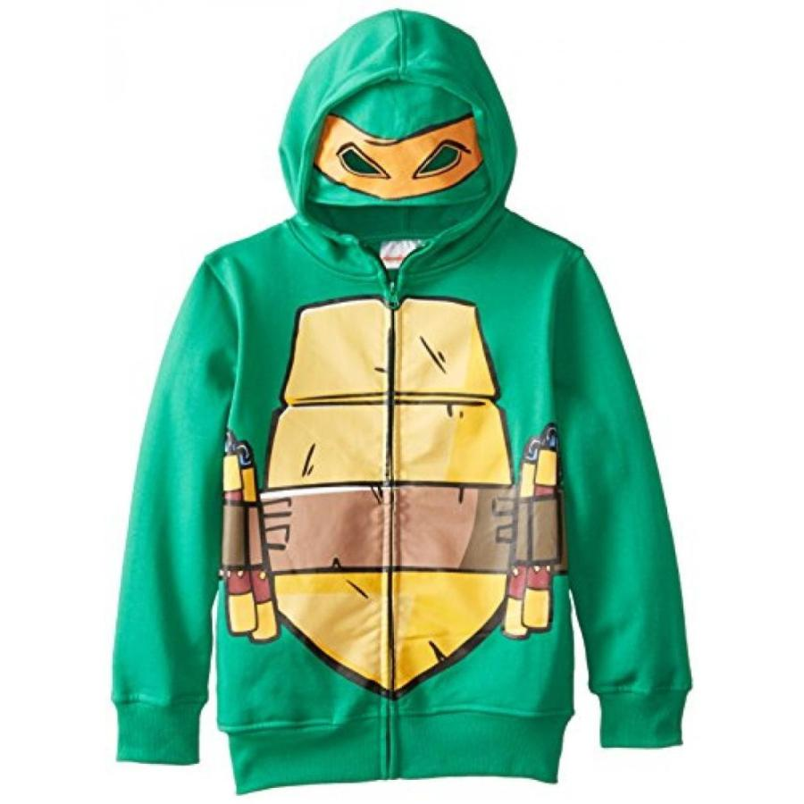 ハロウィン コスプレ 輸入品 Teenage Mutant Ninja Turtles Boys' Tmnt Costume Hoodie