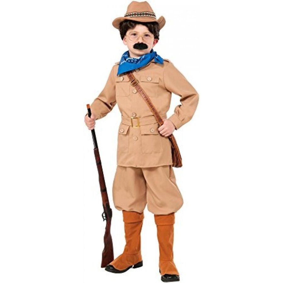 ハロウィン コスプレ 輸入品 Forum Novelties Theodore Roosevelt Costume