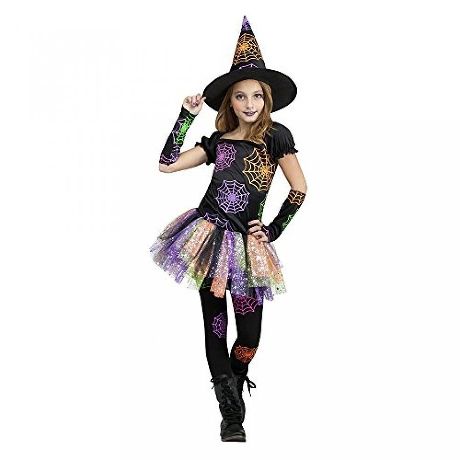 ハロウィン コスプレ 輸入品 Wild Witch Child Costume