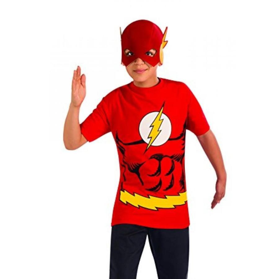 ハロウィン コスプレ 輸入品 Flash Child Shirt and Mask