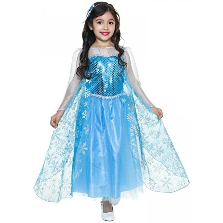 ハロウィン コスプレ 輸入品 Charades Costumes Ice Queen - X-Small (4-6)