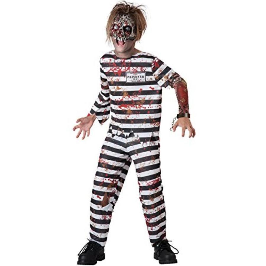 ハロウィン コスプレ 輸入品 InCharacter Costumes Creepy Convict Costume