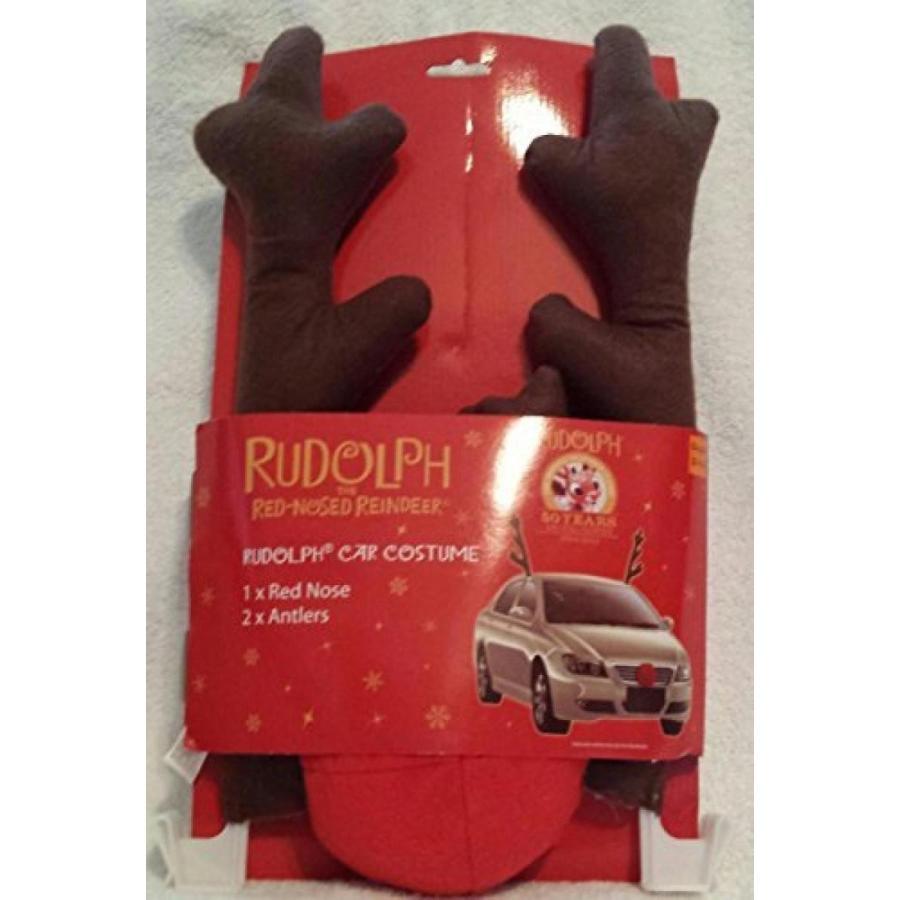 ハロウィン コスプレ 輸入品 Rudolph Car Costume