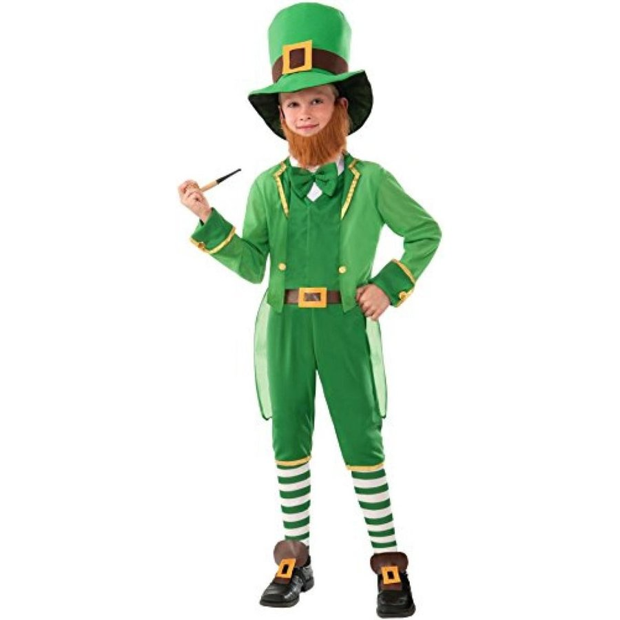 ハロウィン コスプレ 輸入品 Forum Novelties Little Leprechaun Costume