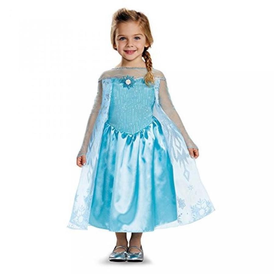 ハロウィン コスプレ 輸入品 Disguise Elsa Toddler Classic Costume