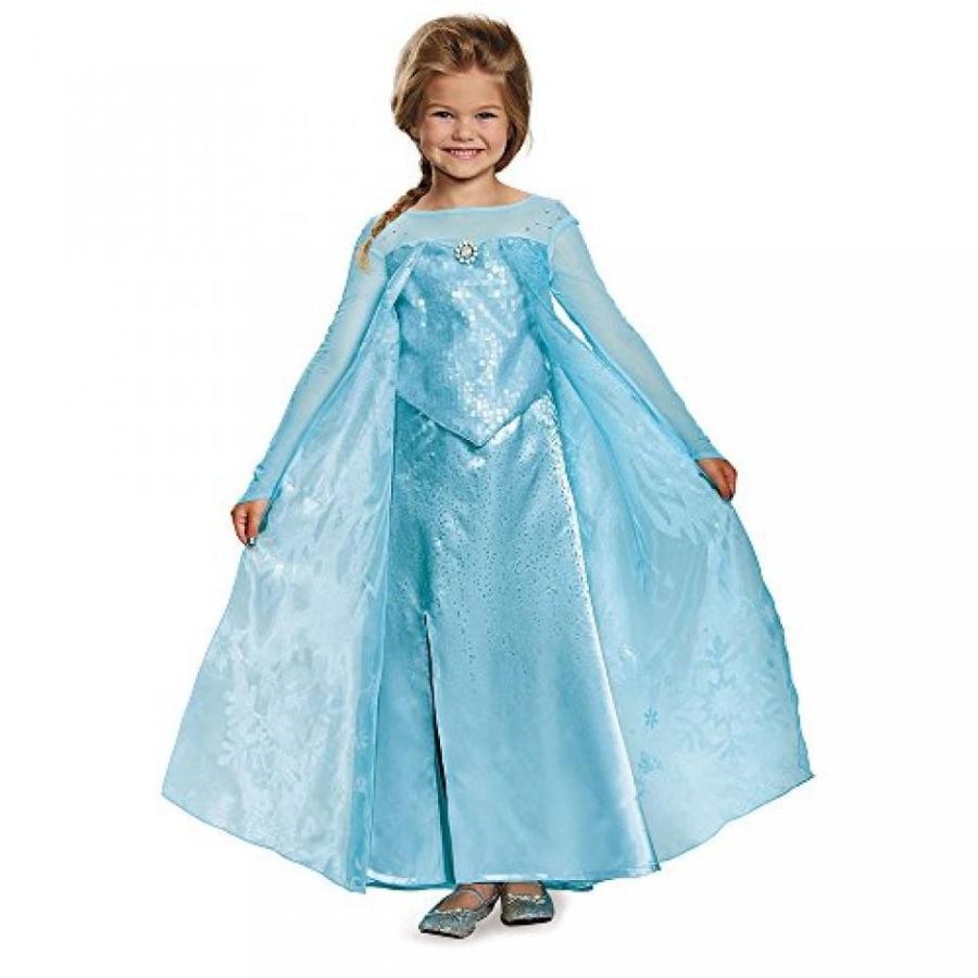 ハロウィン コスプレ 輸入品 Disguise Elsa Ultra Prestige Costume