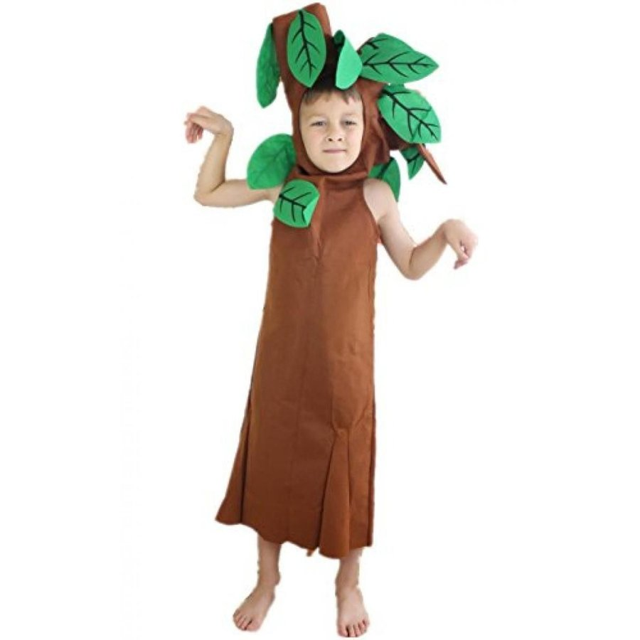 ハロウィン コスプレ 輸入品 Tree Costume Set for Christmas Party Unisex Children Clothing 4-14year