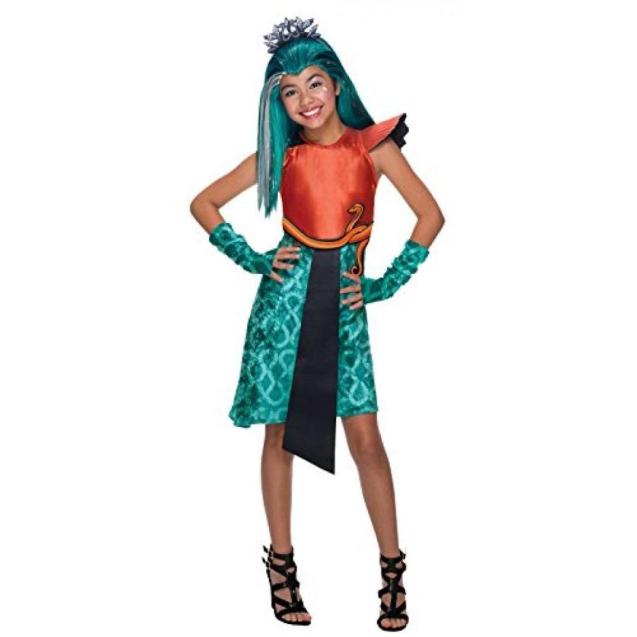 ハロウィン コスプレ 輸入品 Rubie's Costume Monster High Boo York Nefera De Nile Child Costume