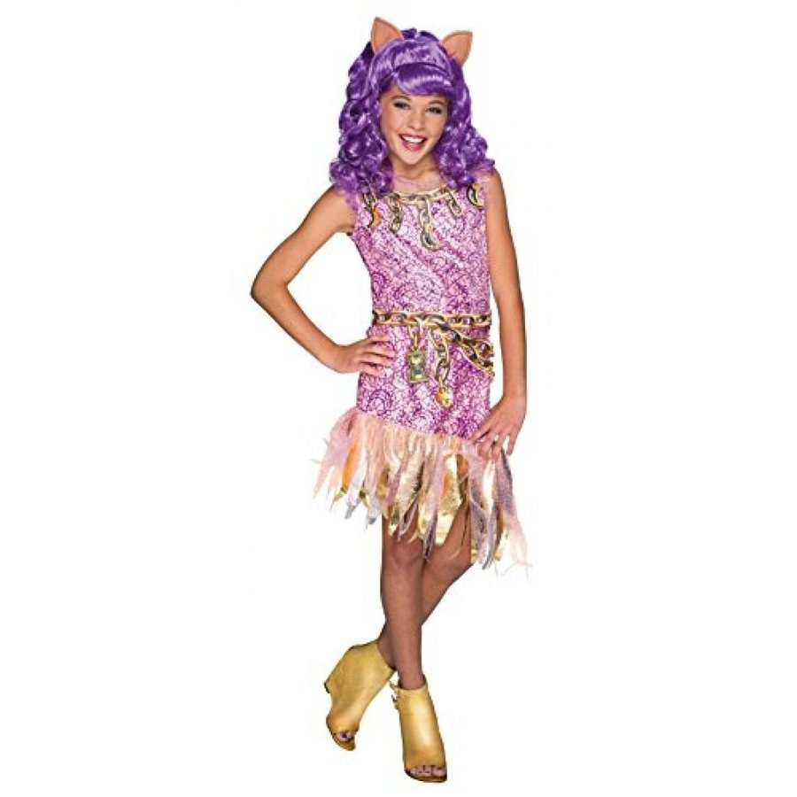 ハロウィン コスプレ 輸入品 Rubie's Costume Monster High Haunted Clawdeen Wolf Child Costume