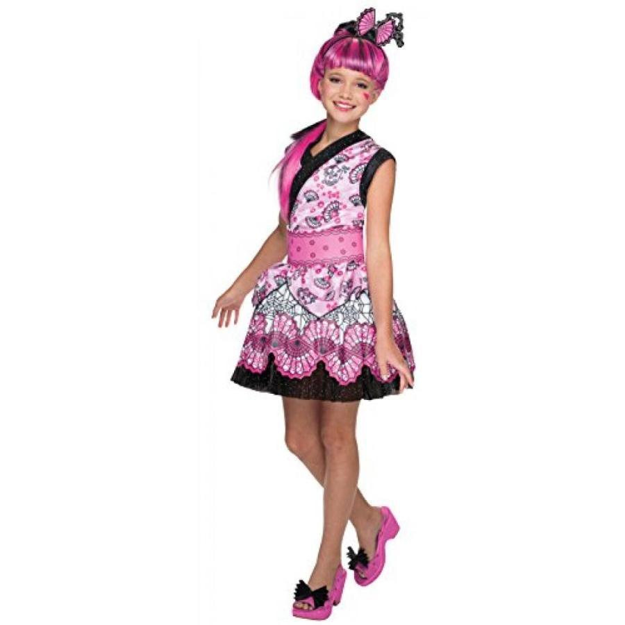 ハロウィン コスプレ 輸入品 Rubie's Costume Monster High Exchange Draculaura Child Costume
