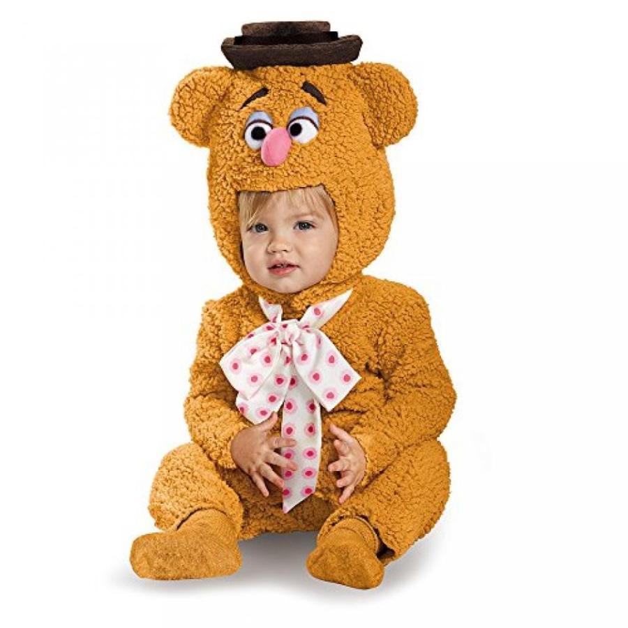 ハロウィン コスプレ 輸入品 Disguise 88634M Fozzie Toddler Costume, Medium (3T-4T)