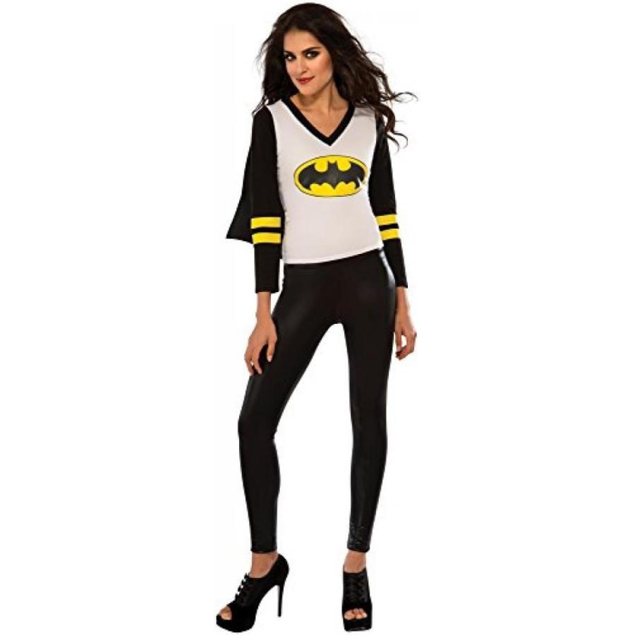 ハロウィン コスプレ 輸入品 Rubie's Costume Co Women's DC Superheroes Batgirl Sporty Tee