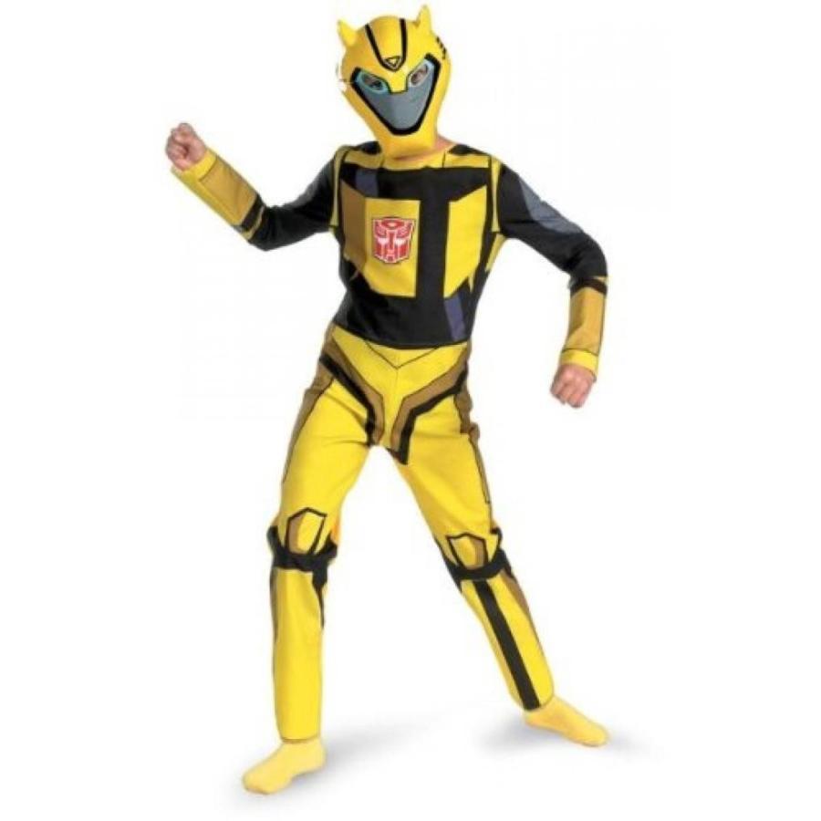 ハロウィン コスプレ 輸入品 Transformers Bumblebee Quality Costume for Child