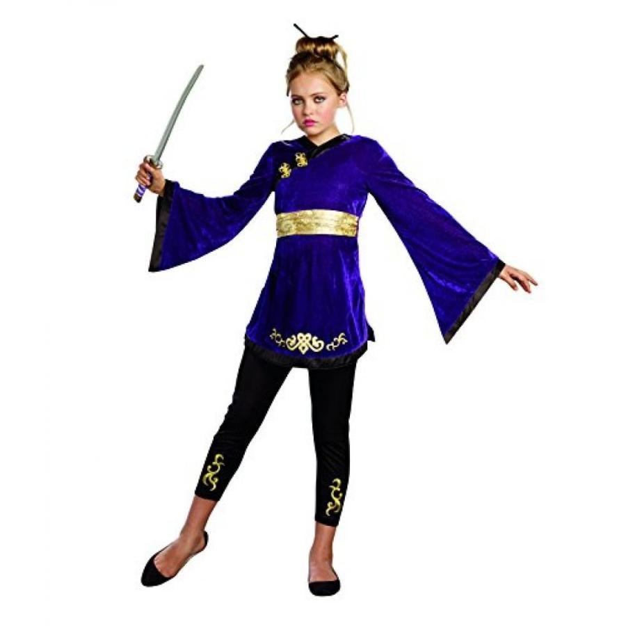 ハロウィン コスプレ 輸入品 SugarSugar Girls Lotus Warrior Costume