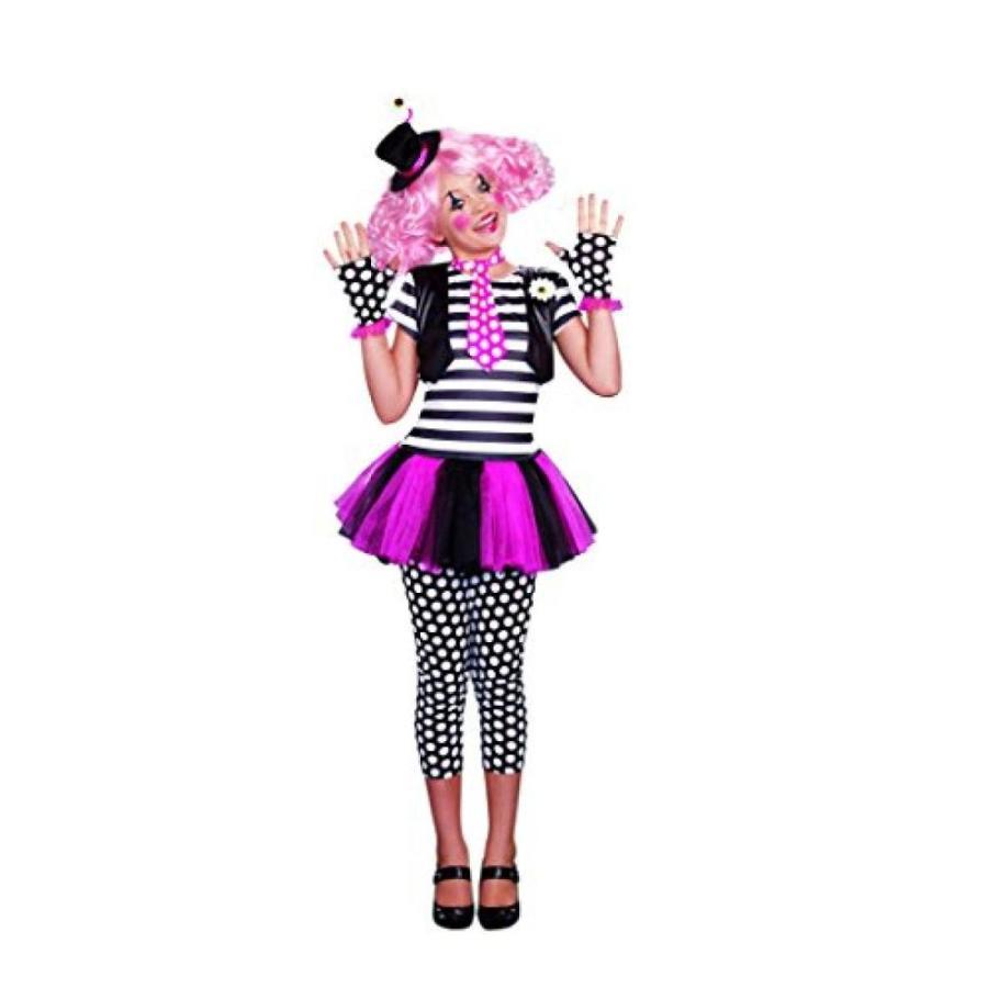 ハロウィン コスプレ 輸入品 SugarSugar Girls Clownin' Around Costume