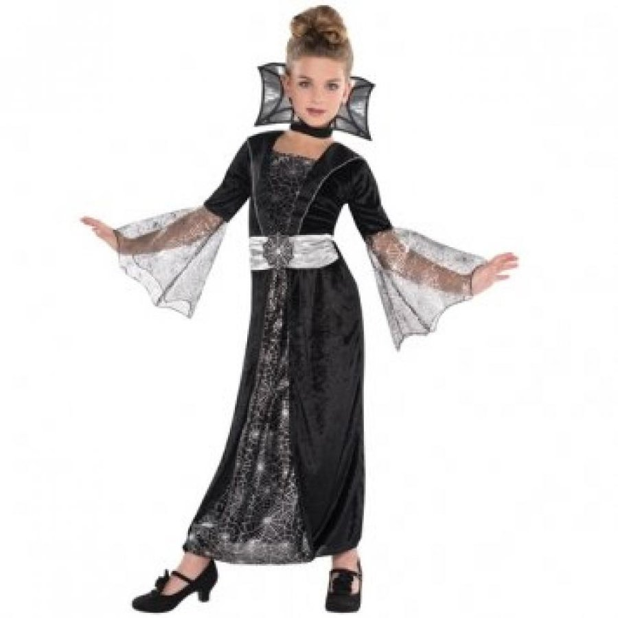 ハロウィン コスプレ 輸入品 Children's Dark Countess Costume
