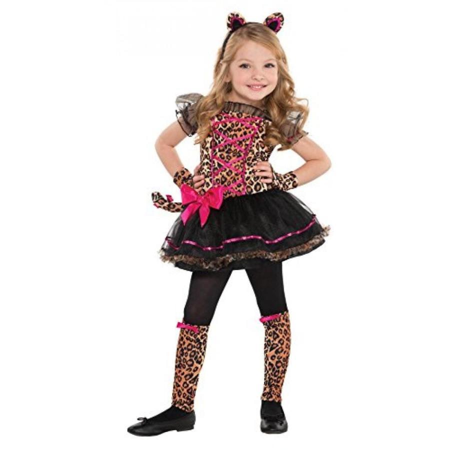 ハロウィン コスプレ 輸入品 Children's Precious Leopard Costume