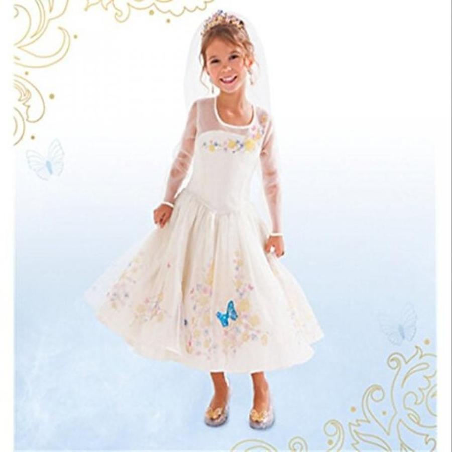 ハロウィン コスプレ 輸入品 Eyekepper Cinderella dress 白い Ella 's wedding dress costume cosplay girl