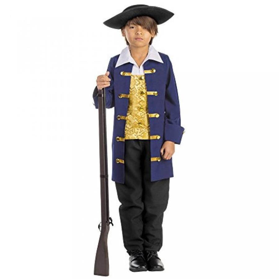 ハロウィン コスプレ 輸入品 Boy's Colonial Aristocrat Costume By Dress America