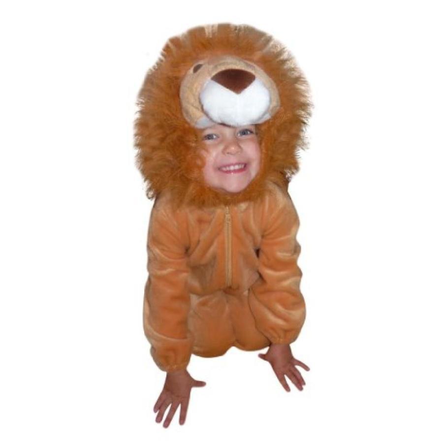 ハロウィン コスプレ 輸入品 Fantasy World Boy's F57 Lion Costume (3t-5)