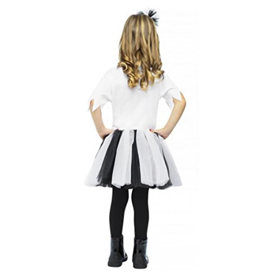 ハロウィン コスプレ 輸入品 Girly Ghost Child Costume