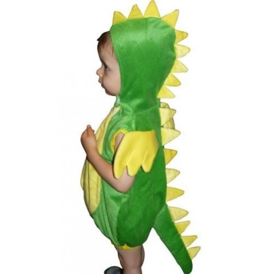 ハロウィン コスプレ 輸入品 Fantasy World Boy's F82 Dragon Costume (3t-5)