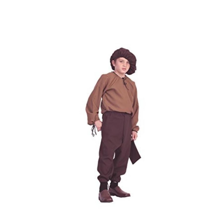 ハロウィン コスプレ 輸入品 Renaissance Peasant Costume Child Small(4-6)
