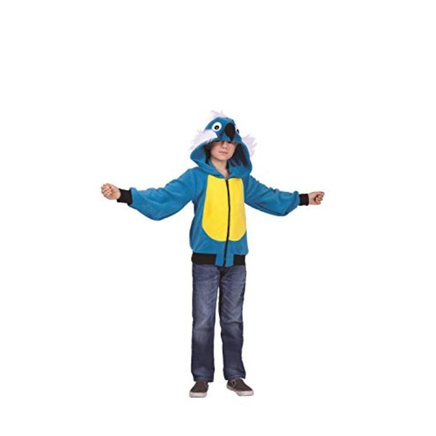 ハロウィン コスプレ 輸入品 Pepper Parrot Child Hoodie Costume