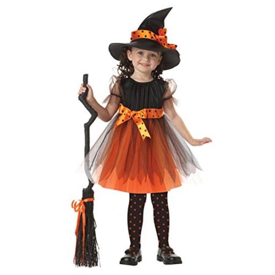 ハロウィン コスプレ 輸入品 Colloyes Pretty Witch Child Costume for Cosplay Party Show (XL)