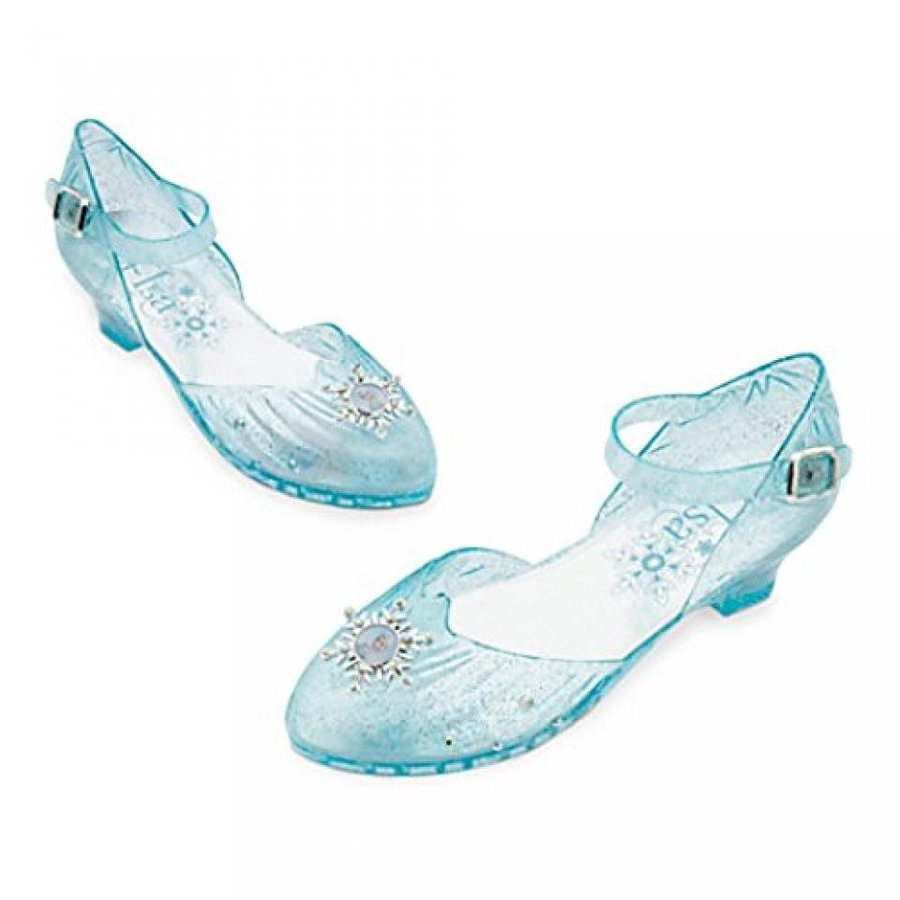 ハロウィン コスプレ 輸入品 Disney's Frozen Elsa Light Up Costume Shoes New for 2015 Girl's 11/12, 13/1