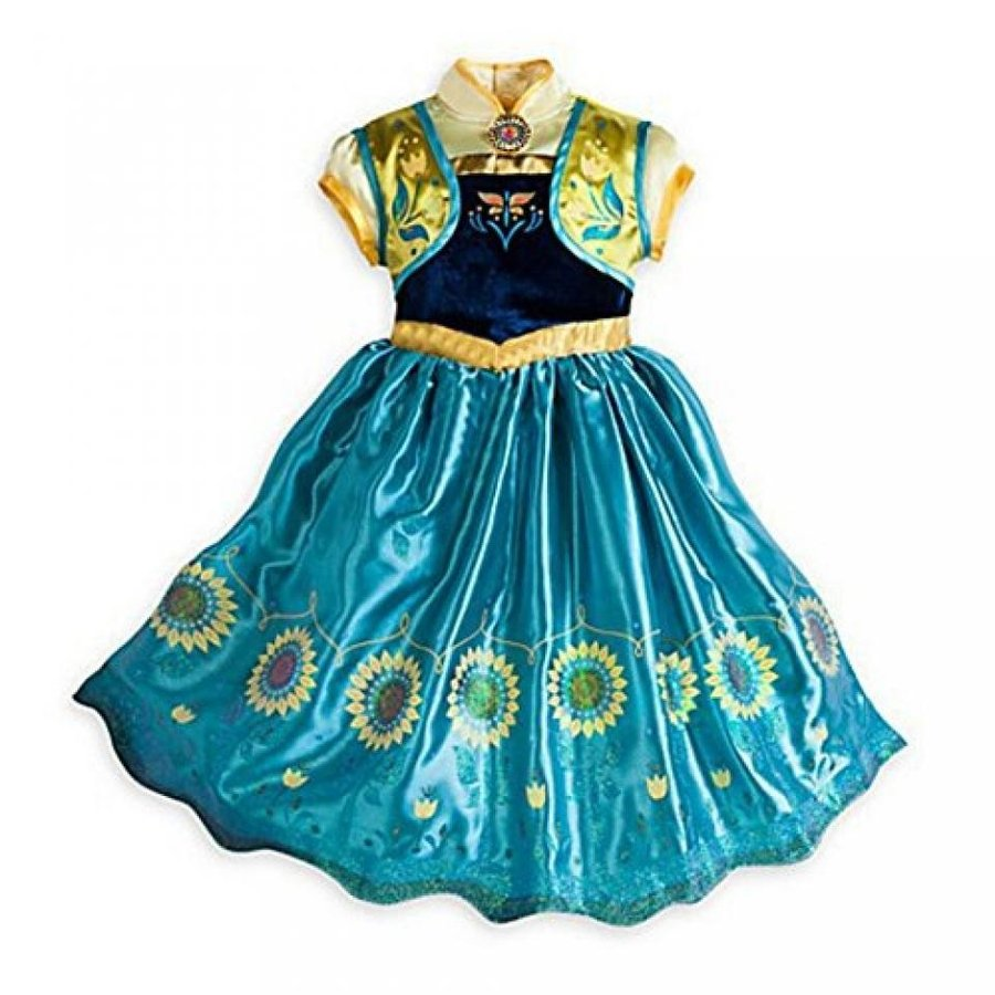 ハロウィン コスプレ 輸入品 Mini Kitty Girls Cinderella Princess Dress Anna Traveling Classic Costume Dresses