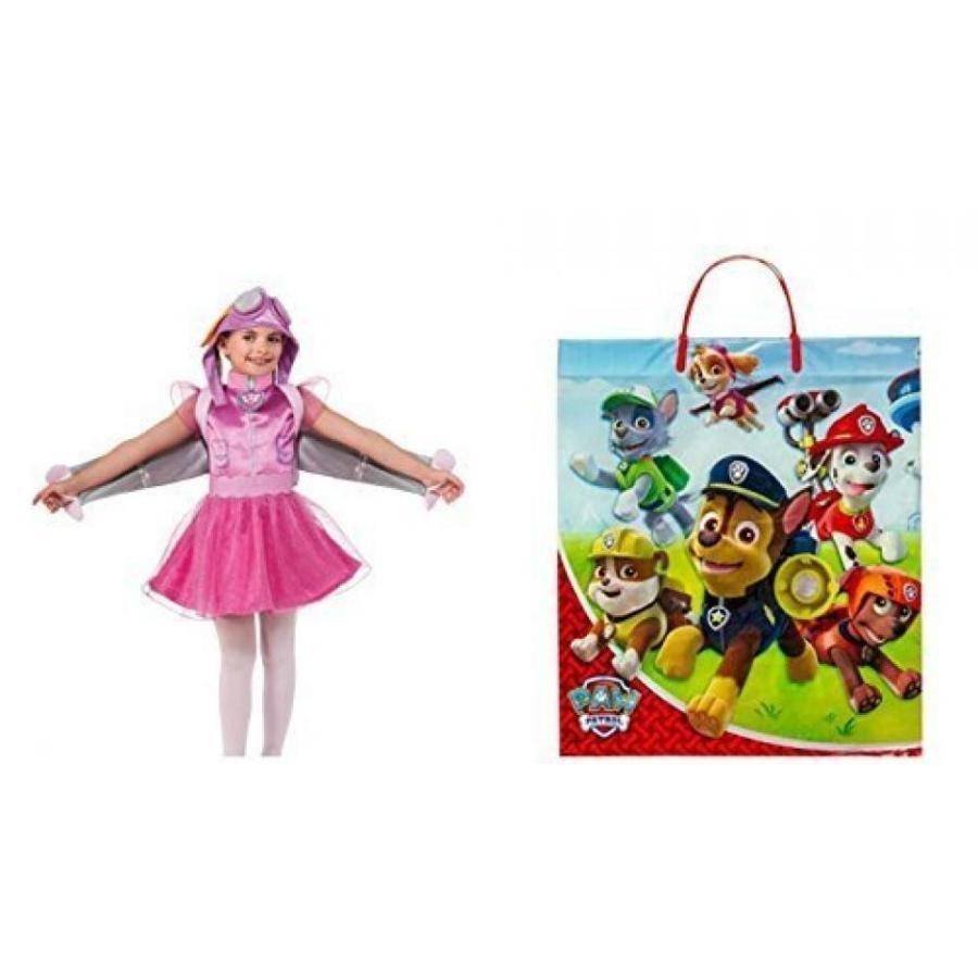 ハロウィン コスプレ 輸入品 Rubie's Costume Toddler PAW Patrol Skye Child Costume, ピンク (2t-3t)