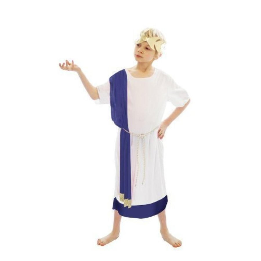 ハロウィン コスプレ 輸入品 Child Boys Roman Emperor Costume (7-9 years) by Henbrandt
