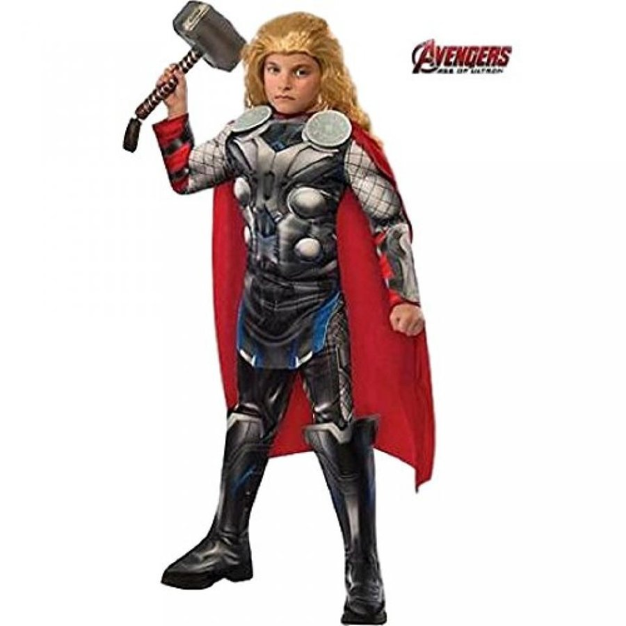 ハロウィン コスプレ 輸入品 Medium Thor Costume Avengers Age of Ultron (8)