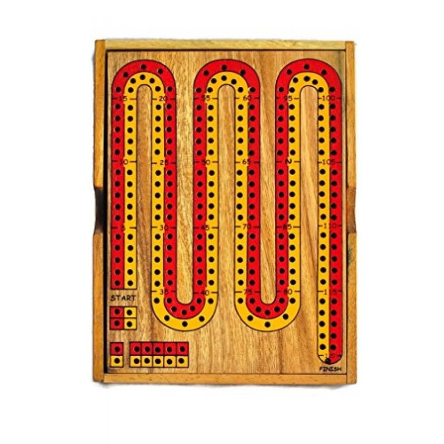 cribbage wooden board , Wooden Game , wooden board game 輸入品