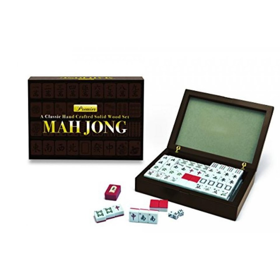 Premier Mah Jong Board Game 輸入品