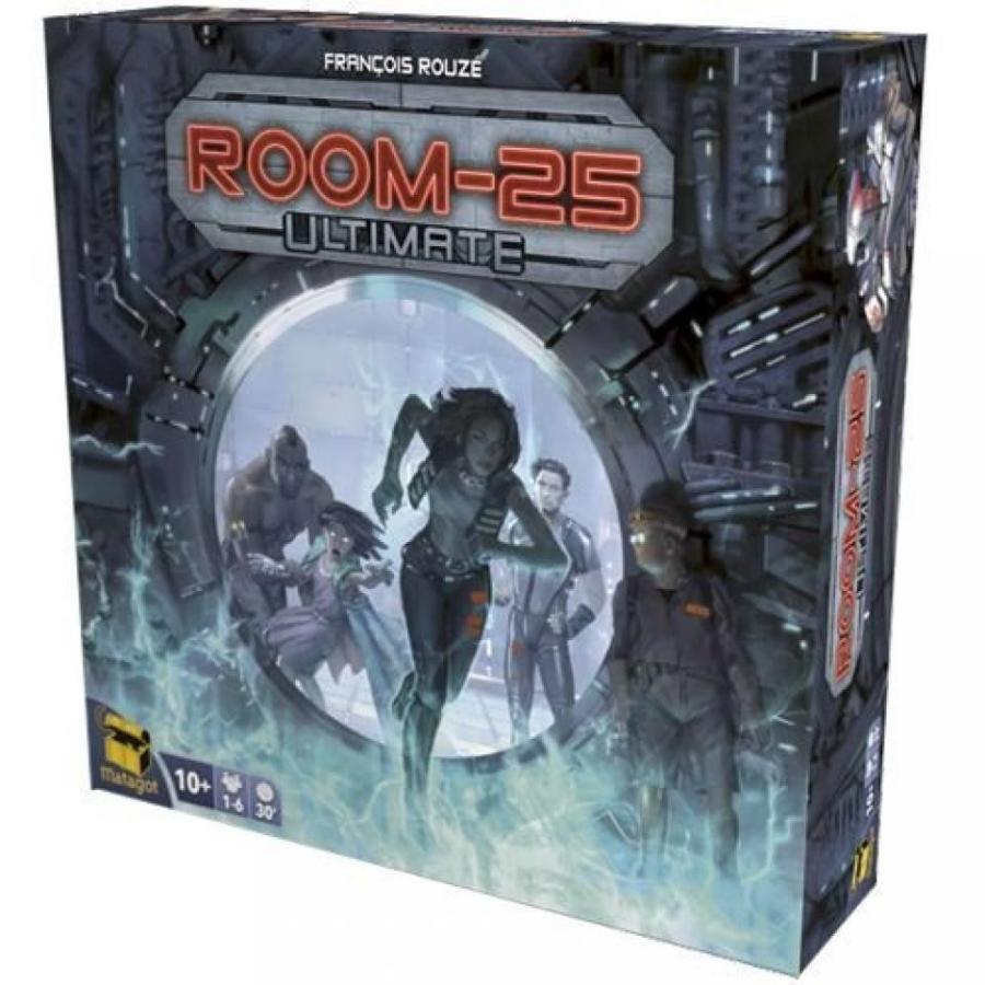 Room 25 Ultimate Board Game 輸入品