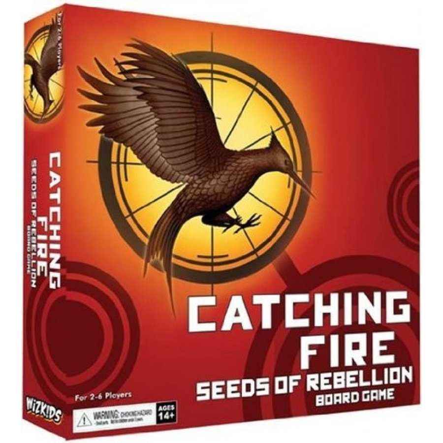 Catching Fire Seeds of Rebellion Board Game by WizKids 輸入品