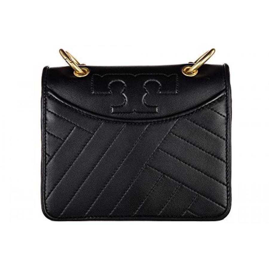 トリーバーチ バッグ Tory Burch Alexa Mini Shoulder Bag in 黒 輸入品