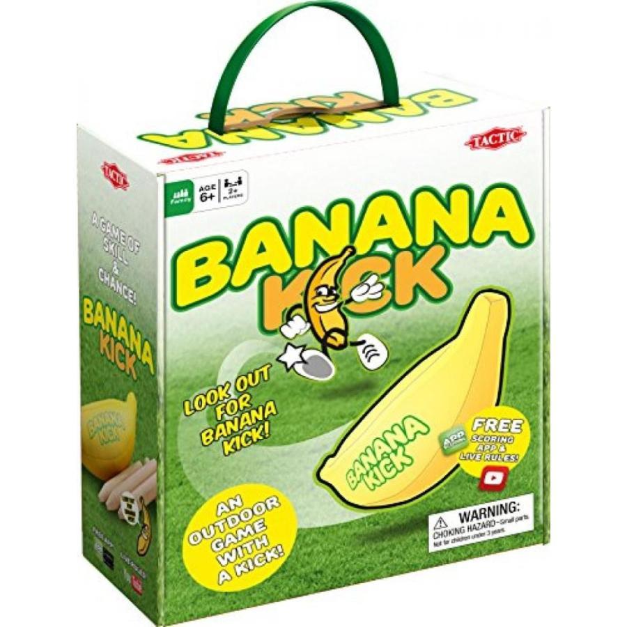 Tactic Games US Banana Kick Board Games (6 Piece), 緑, 9