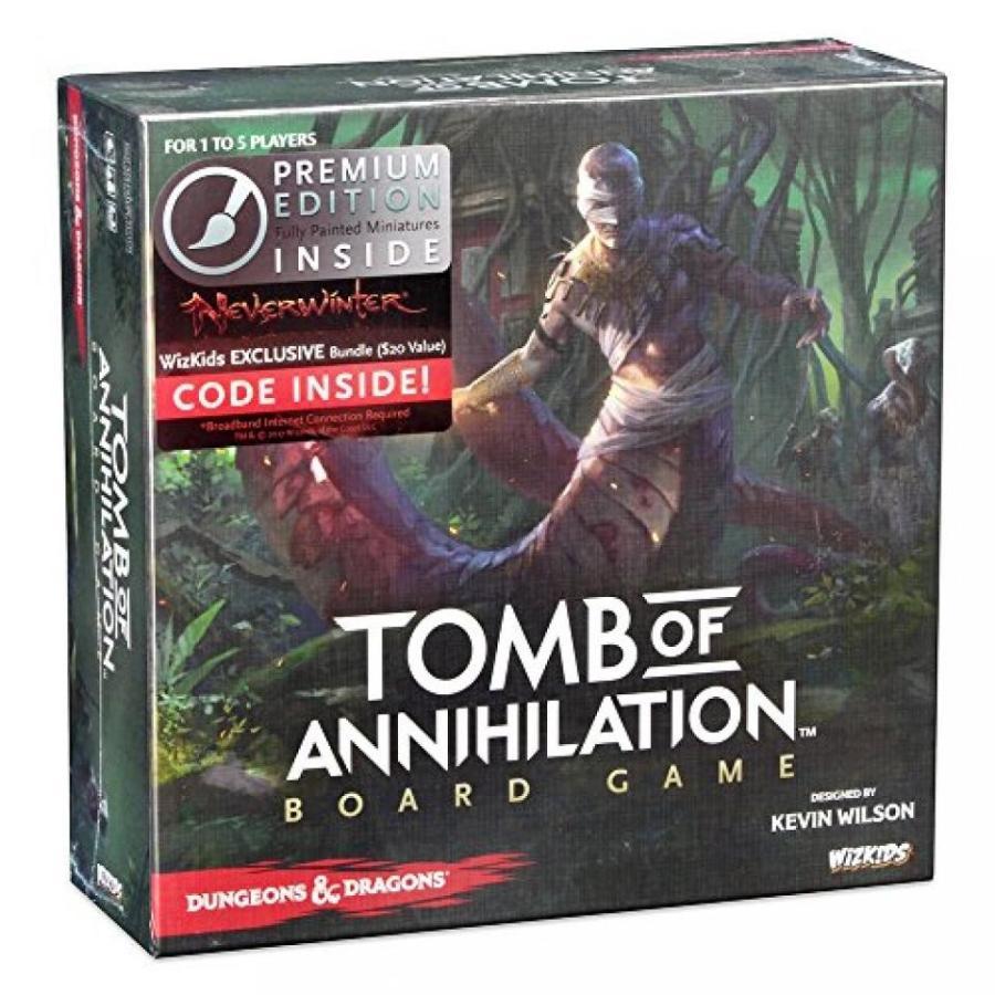 WizKids Tomb of Annihilation (Premium Edition) Board Games 輸入品